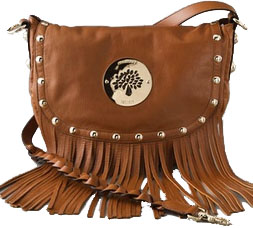 Mulberry Daria fringe Satchel Mulberry Daria Satchel with Fringe