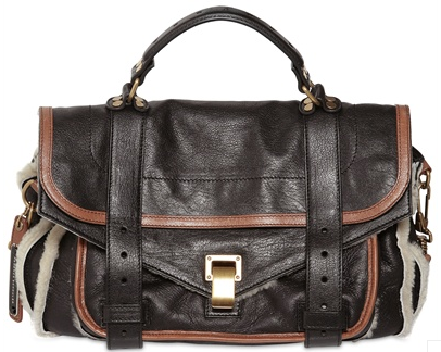 PS1 Satchels Proenza Schouler Medium Messenger Satchel
