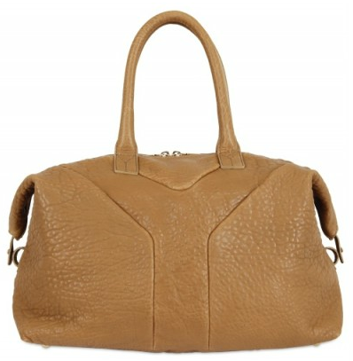 Yves Saint Laurent Y bag Yves Saint Laurent Leather Zip Bag