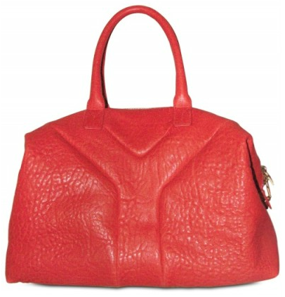 Yves Saint Laurent bag y Yves Saint Laurent Leather Zip Bag
