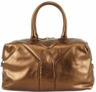 Yves Saint Laurent bag Yves Saint Laurent Leather Zip Bag