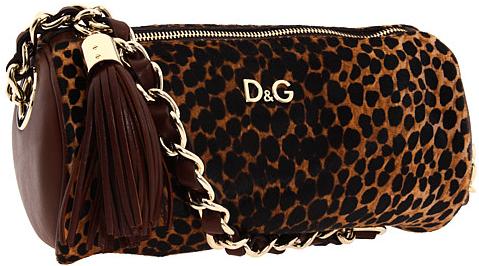 dg leopard clutch D&G Leopard Clutch