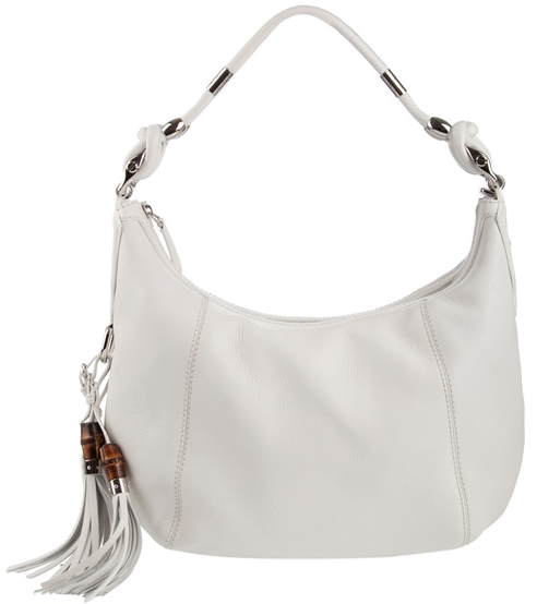 gucci techno horsebit white leather bag Gucci Techno Horsebit leather bag