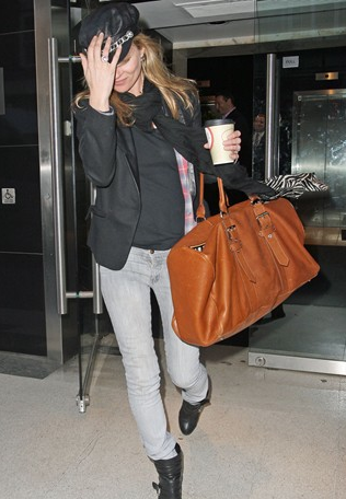 kate moss brown longchamp gloster Kate Moss for Longchamp Gloster Bag