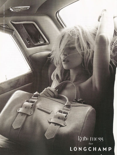 kate moss for longchamp Kate Moss for Longchamp Gloster Bag