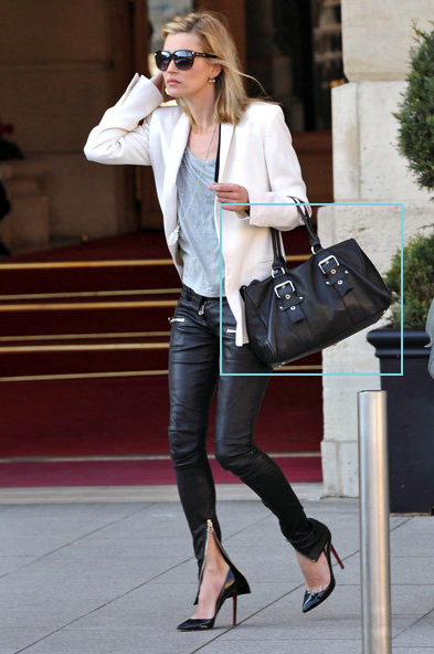 kate moss longchamp Kate Moss for Longchamp Gloster Bag