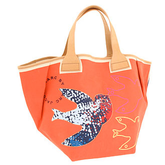 marc jacobs graphic bird mabel Marc by Marc Jacobs Graphic Birds Mabel