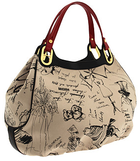 moschino bag Moschino Sketch Bag