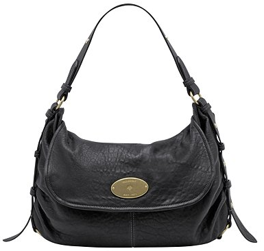 mulberry hayden black Mulberry Hayden Shoulder Bag