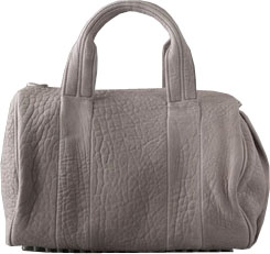 Alexander Wang Mini Rocco Bag Rocco Mini Duffel in Pale Pink
