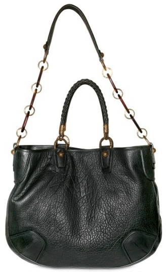 Bally Messanger Chain Tote Bally Messanger Chain Tote