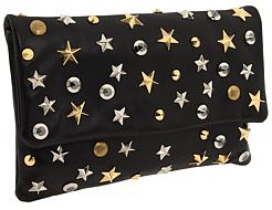 Giuseppe Zanotti Black Star Clutch Giuseppe Zanotti Black Star Clutch