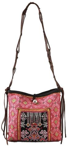 JADtribe Elizabeth Messenger Bag  JADtribe Elizabeth Messenger Bag