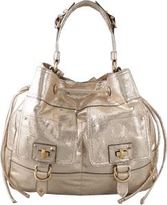 Juicy Couture Metallic Lady Lock Lolita Bag Juicy Couture Metallic Lady Lock Lolita Bag