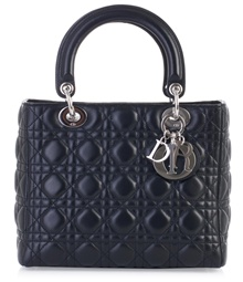 Lady Dior media quilted Nappa Bag Lady Dior media quilted Nappa Bag