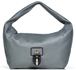 loewe Slate Blue Purple Shoulder Bag Loewe Slate Blue Shoulder Bag