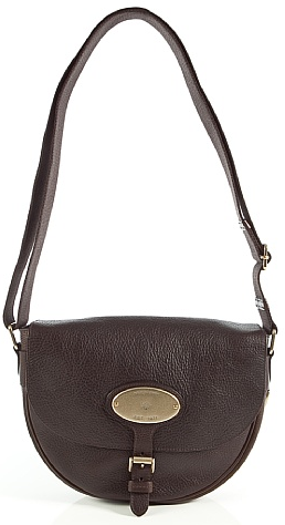 mulberry Natural Chocolate Veg Tanned Bag Mulberry Bonnie