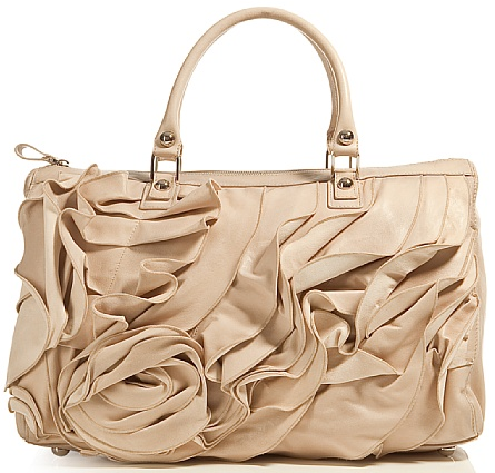 valentino Powder Ruffled Bag Valentino Powder Ruffled Bag