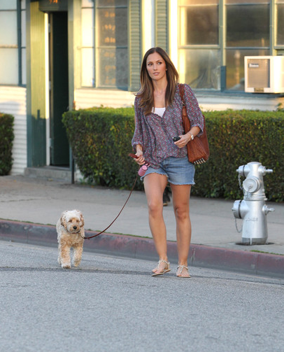 Minka Kelly Wang DARCY Darcy Hobo
