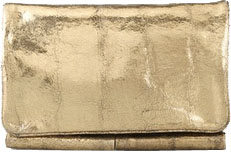 bonnie fold over clutch Diane Von Furstenberg Bonnie Fold over Clutch