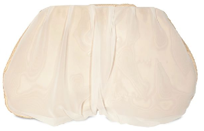 maison margiela cream python clutch1 Maison Martin Margiela Rubber Clutch