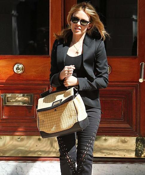 Kylie Minogue miss sicily Dolce & Gabbana Miss Sicily