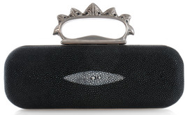 Alexander McQueen Stingray Clutch Alexander McQueen Stingray Clutch