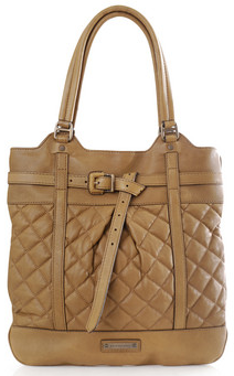 Burberry Prorsum Quilted Leather Bag Burberry Prorsum Quilted Leather Bag