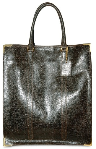 Fendi Embossed Calf Tote  Fendi Embossed Calf Tote