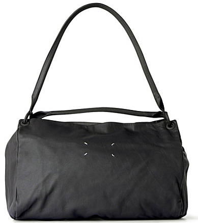 Maison Martin Margiela Leather Shoulder Pleat Bag Maison Martin Margiela Leather Shoulder Pleat Bag