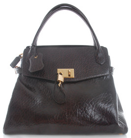 Marc Jacobs Camille Cracked Leather Tote Marc Jacobs Camille Cracked Leather Tote
