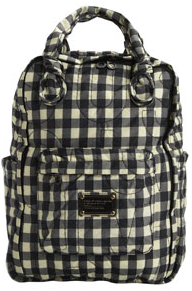 Marc by Marc Jacobs Gingham Knapsack Marc by Marc Jacobs Gingham Knapsack