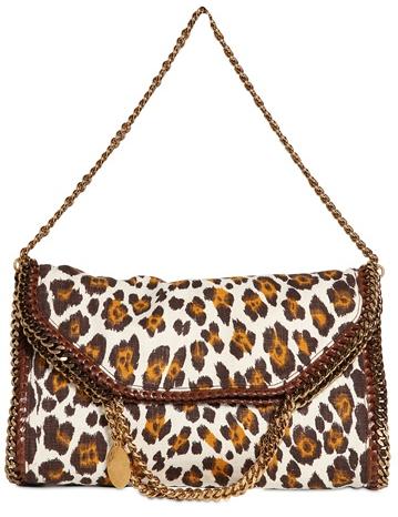 Stella McCartney Falabella bag leopard Stella McCartney Falabella Chain Bag