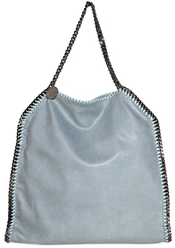Stella McCartney Falabella bag light blue Stella McCartney Falabella Chain Bag
