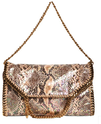 Stella McCartney Falabella bag metallic Stella McCartney Falabella Chain Bag