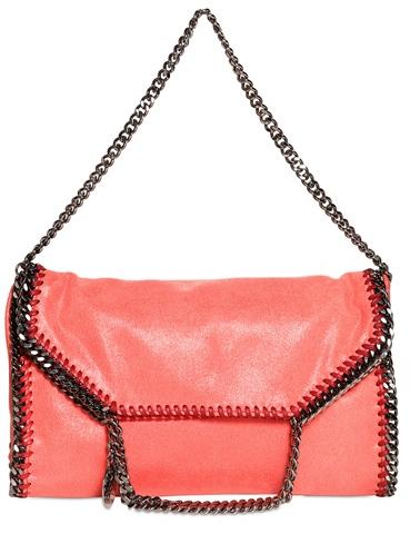 Stella McCartney Falabella bag pink Stella McCartney Falabella Chain Bag