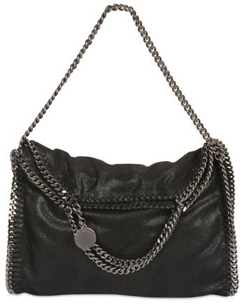 Stella McCartney Falabella black Stella McCartney Falabella Chain Bag