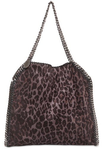 Stella McCartney Falabella leopard Stella McCartney Falabella Chain Bag