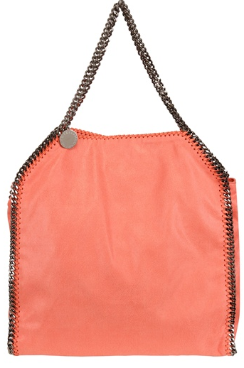 Stella McCartney Falabella peach Stella McCartney Falabella Chain Bag