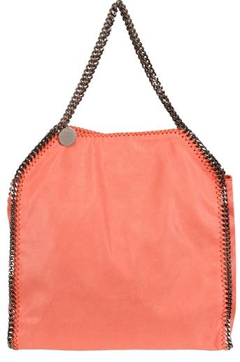 Stella McCartney Falabella peach Stella McCartney Falabella Chain Bag