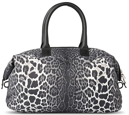 Yves Saint Laurent Easy Medium Leopard Tote Yves Saint Laurent Easy Medium Leopard Tote
