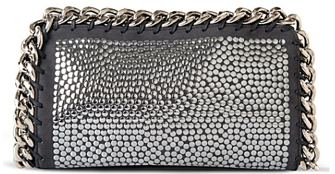 stella mccartney falabella chuny chain clutch Stella McCartney Falabella Chunky Chain Clutch