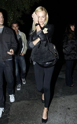 Charlize Theron Givenchy Antigona Givenchy Antigona