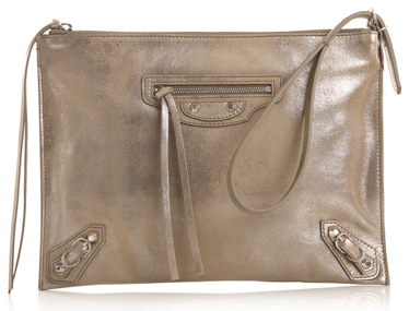 Milky Way Clutch Bag by Balenciaga Balenciaga Milky Way Clutch Bag