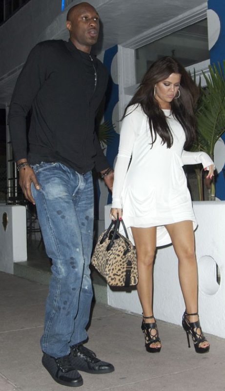 khloe and lamar givenchy antigona Givenchy Antigona