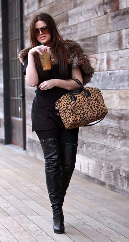 khloe kardashian givenchy antigona Givenchy Antigona