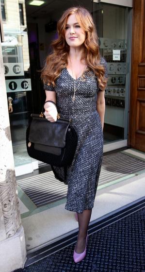 ISLA FISHER MISS SICILY Dolce & Gabbana Miss Sicily