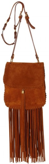Emilio Pucci Suede Fringe Cross Body Shoulder Bag Emilio Pucci Suede Fringe Bag