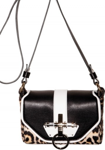 Givenchy Coney Pony Printed Shoulder Bag Givenchy Coney Pony Printed Shoulder Bag