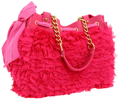 Juicy Couture Luxe Day Dreamer Chiffon bag Juicy Couture Luxe Day Dreamer Chiffon bag